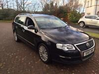 Volkswagen Passat highline 2ltr tdi 140bhp top spec full leather 10reg new cam belt fsh