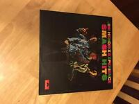 Jimi Hendrix smash hits vinyl lp