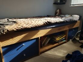 Cabin style bed only 18 months old