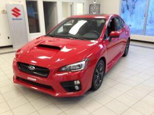 2015 Subaru WRX AVEC GROUPE SPORT + FINANCEMENT A 84$ PAR SEMAIN