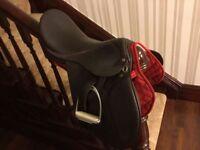 Saddle, 17.5
