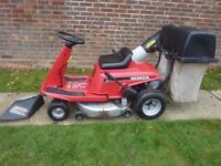 Honda ride on mower exellent workhorse reliable machine (newick e.sussex)