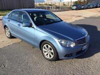 MERCEDES-BENZ C CLASS 1.6 AUTOMATIC ONLY 29000