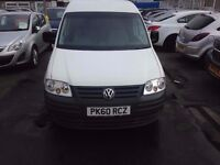Volkswagen Caddy- 3 months warranty avaliabe T&C applied- NEAT AND CLEAN