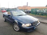 VOLVO C70 2.4ltr_Convertible GT AUTOMATIC *** LONG MOT -FULL SERVICE HISTORY - FREE DELIVERY ***