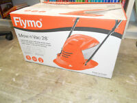 Flymo Mow n Vac 28 New