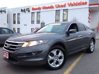 2011 Honda Accord Crosstour EX-L 4WD  **ONLY 65KM** | Leather| R