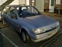 Ford Fiesta cheap to tax and insure over 10 MOT