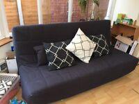 Ikea double sofa bed 200cm long