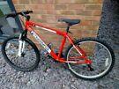 mountain bike muddyfox