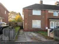 *3 THREE BEDROOM HOUSE**BY LEA VILLAGE *OFF STREET PARKING*EXCELLENT LOCATION*EDDISH ROAD