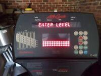 Gym quality exercise bike (recumbent) - excellent condition