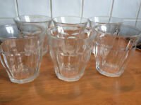 Duralex Picardie Tumbler, Pack of 6, Clear Glass
