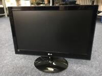LG Full HD LED monitor, as new, barely used