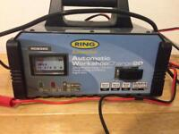 Ring Automotive Automatic Workshop Charge 20