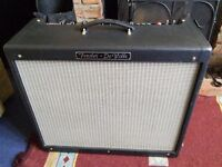 Fender hot rod deville 2 x 12 amp made in usa, working requires attention hence price £350