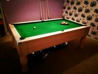 Pool table - full sized - great condition