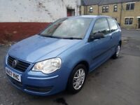 2007 Volkswagen Polo for sale.