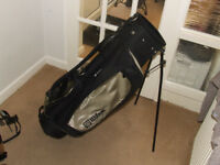 WILSON Lightweight Golf carry/stand bag little used