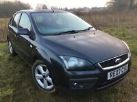 Ford Focus 1.6 Zetec Climate 5d 2007 - Cambelt and Long MOT
