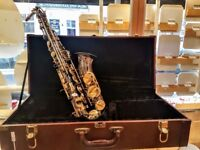 Vienna Saxophone With Case