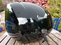 Vespa 42L top box gloss black