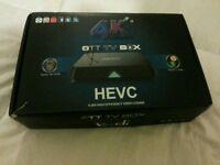 Android tv box M8s plus