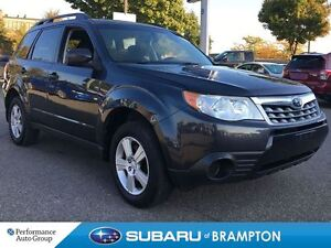 2013 Subaru Forester 2.5X Convenience Package |AWD| |POWER SEATS