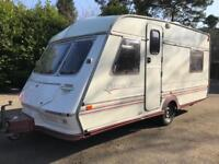ABI Jubilee globetrotter GT 4 berth with awning