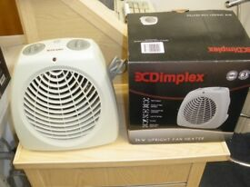 DIMPLEX ELECTRIC FAN HEATER (NEW IN BOX)