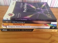 Psychology Textbooks and Revision Guides for AS/A2 Level
