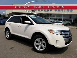 2013 Ford Edge FORD CERTIFIED, LOW % RATES & EXTRA WARRANTY!