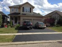 Located by hospital and 401, 3 bedroom family home