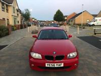 BMW116i one series 1.6 petrol reg 2006