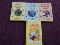 Enid Blyton books (hardback) - as new condition