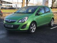 2012 (Jan 12) VAUXHALL CORSA 1.3 CDTi ecoFLEX 16V SXi - Hatchback 5 Doors - DIESEL - Manual - GREEN