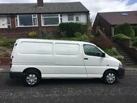 TOYOTA HIACE LONG WHEEL BASE SUPERB
