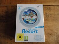 Ninteno Wii Sports Resort Motion Plus included