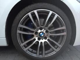 Bridgestone run flat tyres 225 40 19 1 week old