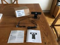 Logitech c925e Webcam (barely used)