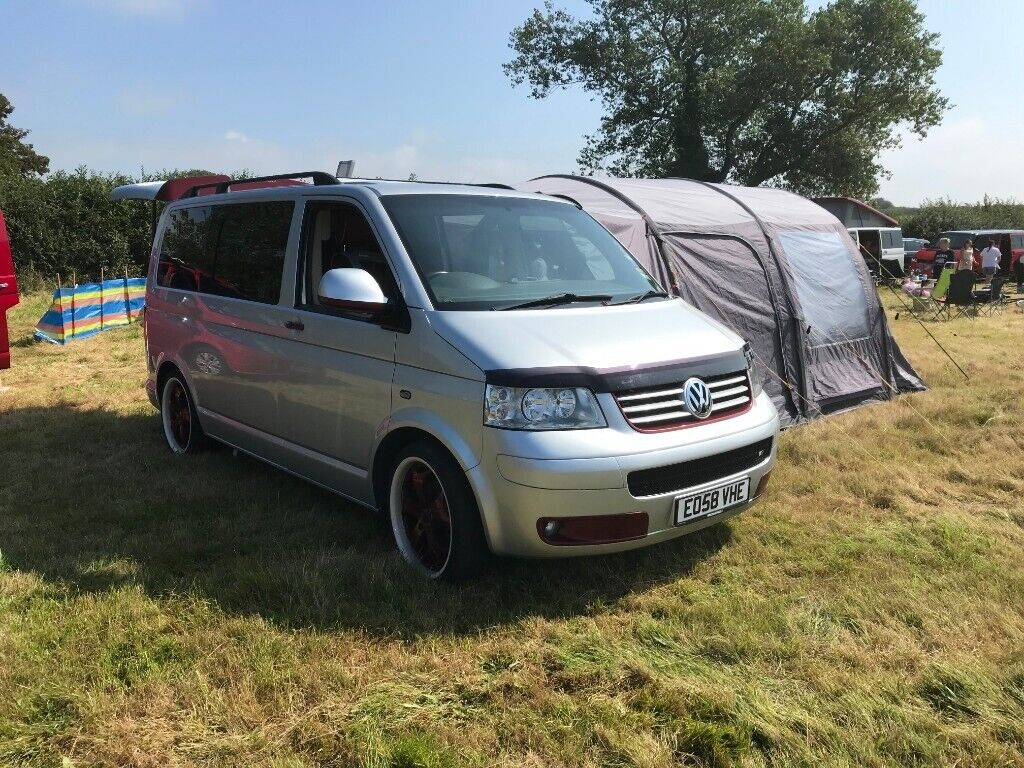 VW T5 Transporter Motorhome with Awning and extras!!! | in ...