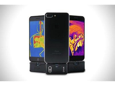 Flir One Pro Thermal Imaging Camera Attachment For Ios Wonefit Vividir And Mxs