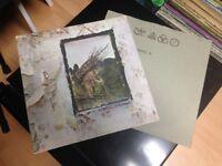 Led Zeppelin IV LP Vinyl 1971