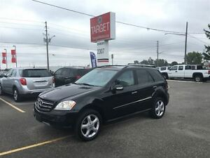 2008 Mercedes-Benz M-Class 3.5L, Loaded, Leather Roof and More ! London Ontario image 1