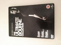 Jason Bourne DVD boxset