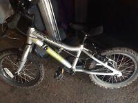 """Kids Ridgeway bike 16 """""""