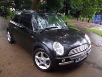 MINI Hatch 1.6 Cooper 3dr£2,100 6 MONTH WARANTY, NEW CLEAR MOT 2004 (04 reg), Hatchback