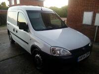 Vauxhall Combo Crew van 2004 **NO MOT**