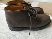 Panama Jack leather boots