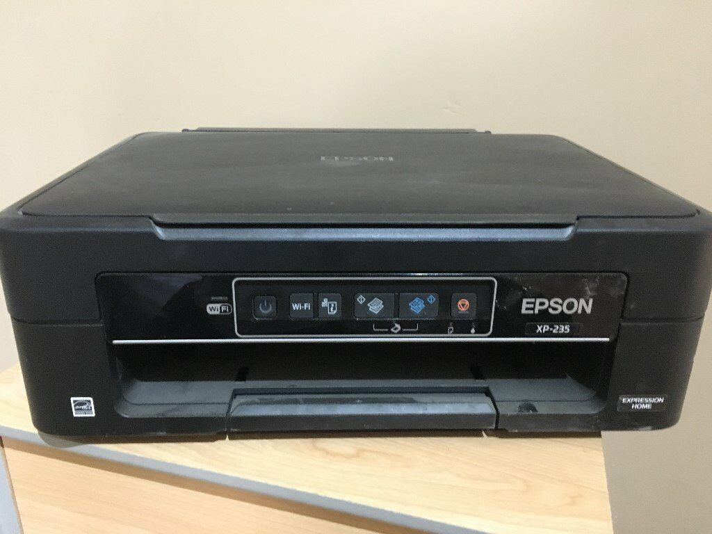 epson xp 235 printerscanner in splott cardiff gumtree. Black Bedroom Furniture Sets. Home Design Ideas